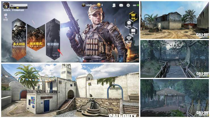 Game Call of Duty Mobile Game