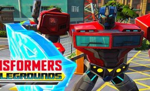 Transformers: Battlegrounds, Game Buatan Hasbro