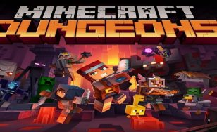 Minecraft Dungeons Sebuah Game RPG