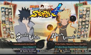 Naruto Shippuden Ultimate Ninja Storm 4 Sebuah Game PC
