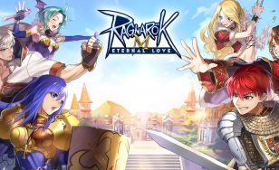 Bermain Game Ragnarok M Eternal Love